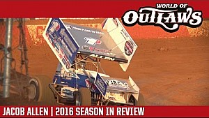 Jacob Allen | 2016 Season In Review