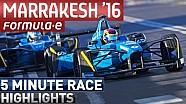 ePrix di Marrakech: la gara