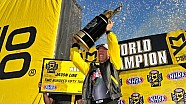 Jason Line Wins Third NHRA Pro Stock Championship