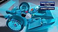 Temporada 3 propulsores Fórmula E