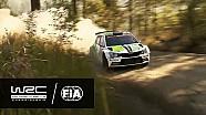 WRC 2 - Kennards Hire Rally Australia 2016: WRC 2 HIGHLIGHTS Day 1