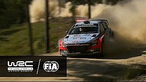 Rally Australia 2016: Highlights Stages 10-14
