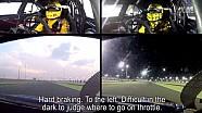 """2016 WTCC 卡塔尔站:""""网红""""汤姆·科罗内尔车载视频(白天和黑夜对比)"""