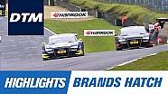 DTM Brands Hatch 2012 - Highlights