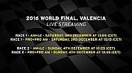 Lamborghini Super Trofeo Europe AM+LC 2016, Valencia - Live streaming Race 1