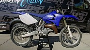 Aaron Colton Transforms an Old 2006 Yamaha YZ125 Into an Immaculate Race Bike | Day in the Dirt Ep 1