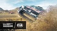 Лучшие моменты WRC 2016