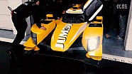 Nederland车队马尼库尔赛道测试2017达拉拉LMP2赛车