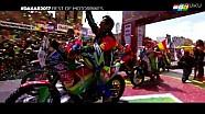 2017达喀尔拉力赛-摩托车组精彩集锦