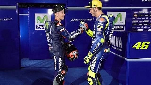 MotoGP VR46 y MV25, los nuevos compañeros