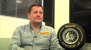 F1 Pirelli 2012 - Spain - Paul Hembery Interview