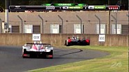 Nissan DeltaWing Crash 24 Hours Le Mans 2012