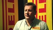 F1 Pirelli 2012 - Brazilian GP - Paul Hembery Interview