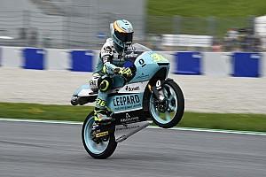 Moto3 Résumé de course Mir s'impose en Autriche et fait le trou au championnat