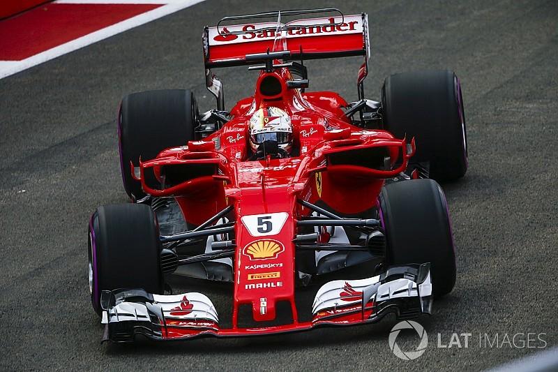 Formel 1 Singapur 2017: Vettel auf Pole, Hamilton nur Fünfter!