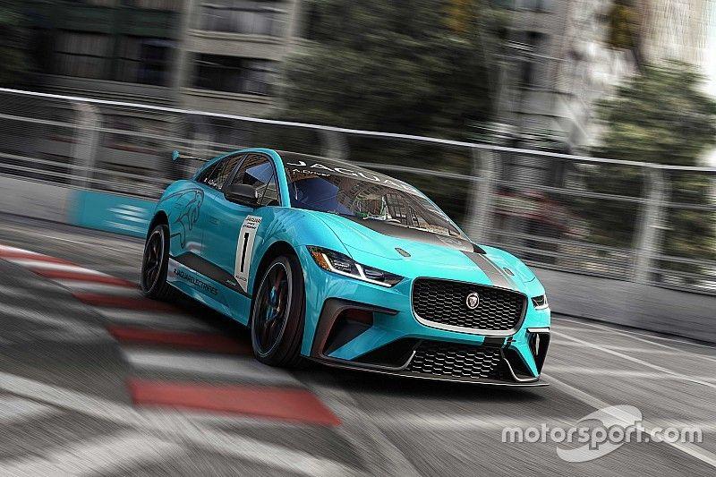 Jaguar tek-üreticili Formula E destek serisini duyurdu
