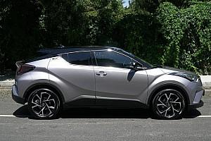 OTOMOBİL Özel Haber Toyota CH-R 1.2 Turbo Multidrive S 4x4 İncelemesi - Neden Almalı?
