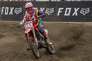 MXGP Nieuws Motorcrosser Tim Gajser mist GP van Frankrijk