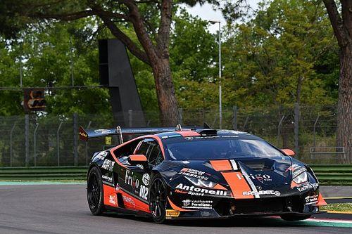 Basz ed Ortiz si dividono le pole position della Super GT Cup ad Imola