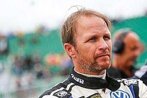 World Rallycross Actualités Fracture de la clavicule pour Petter Solberg