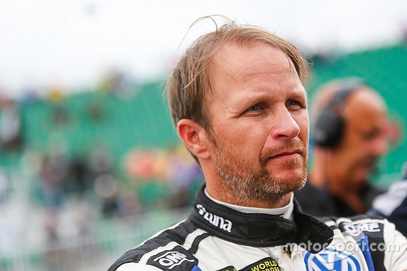 Fracture de la clavicule pour Petter Solberg