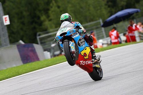 Morbidelli domineert in GP van Oostenrijk, opmars KTM-rijder Oliveira gestopt door crash