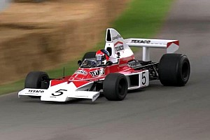 Automotive Breaking news Mika Häkkinen to take Emerson Fittipaldi's McLaren M23 for a spin