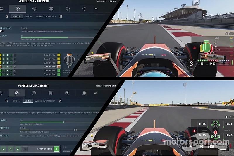 """F1 2017 """"yenilenen"""" kariyer moduyla geliyor"""