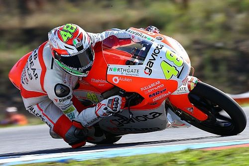 Brno Moto3: Last to points for Mahindra's Arenas