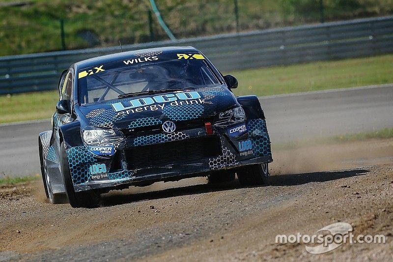 Alister McRae en World RX pour la fin de saison