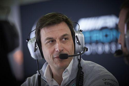 """Wolff verrast door pole: """"Niet verwacht na matige tests in Barcelona"""""""