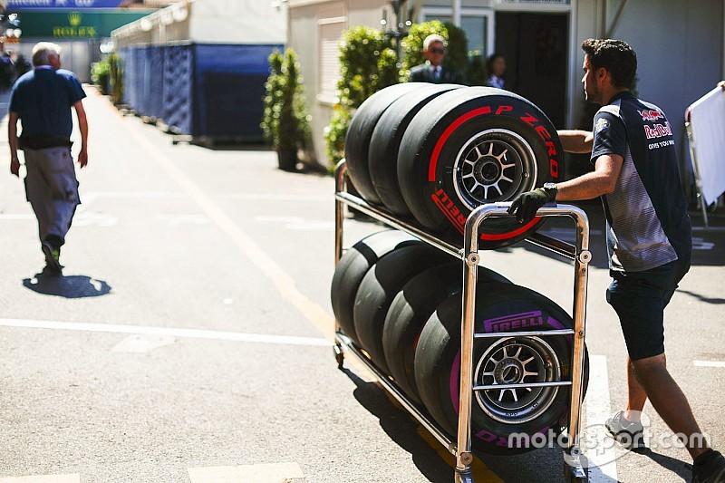 بيريللي تكشف عن الإطارات التي ستجلبها لسباق سنغافورة