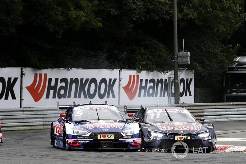 Red Bull retira su patrocinio del DTM