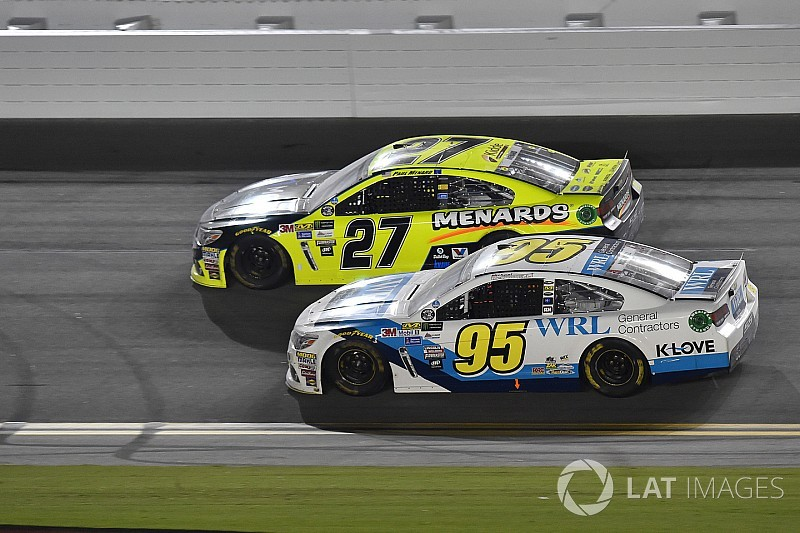 RCR and its affiliates fill the top ten at Daytona