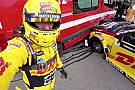 WTCC Coronel escapes 25G crash with fire van unscathed