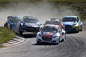 World Rallycross Diaporama Les 20 meilleures photos du