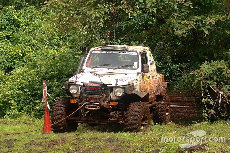 RFC India: Virdi extends lead after Santosh's troubles