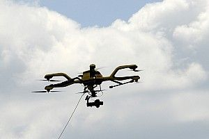¿Debe la F1 incorporar drones para sus transmisiones de TV?