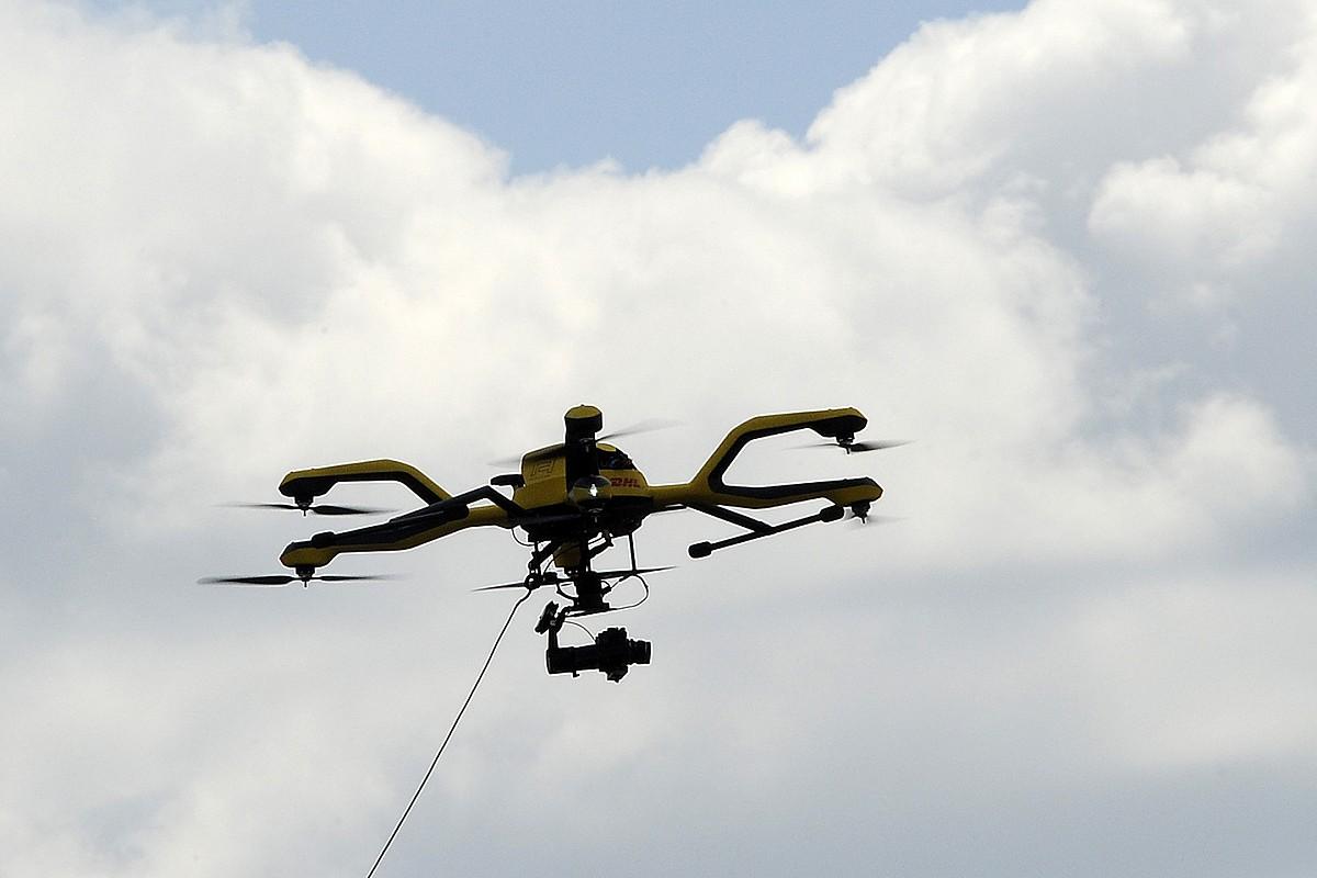 ¿Debería incorporar la F1 drones a sus retransmisiones de TV?