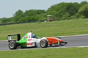 Chennai MRF F1600: Reddy fights back to win Race 1