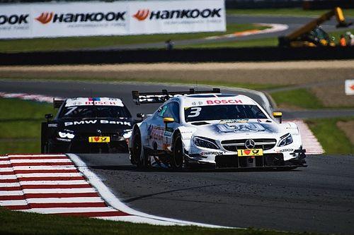 DTM 2017 am Nürburgring: Ergebnis, 1. Training