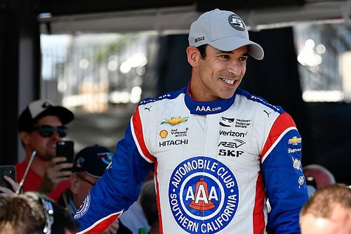 Castroneves a pole-ban az IndyCar Long Beach-i versenyén
