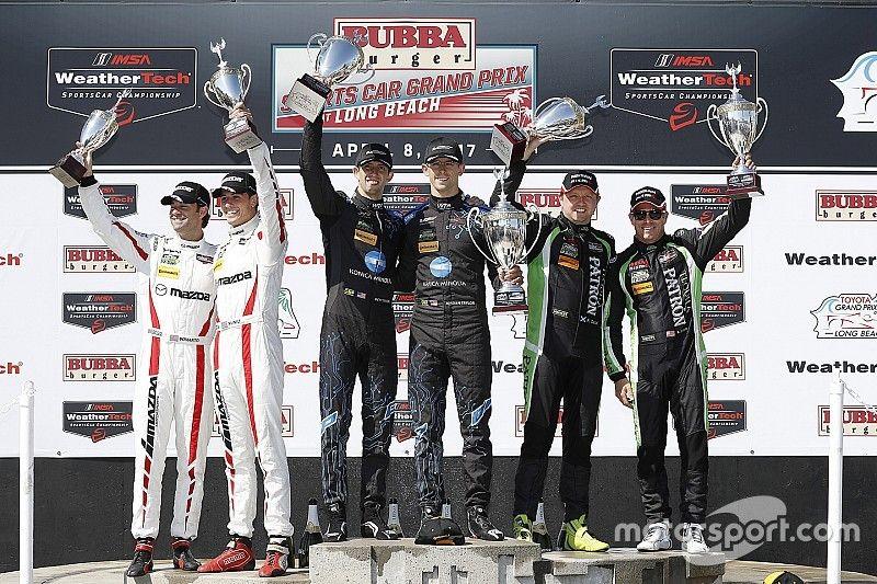 Long Beach IMSA SportsCar: Cadillac wins, Nissan stars, chaos reigns