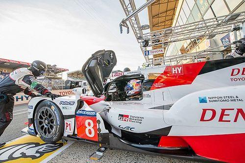 La colonna di Buemi: un rapporto di amore e odio con Le Mans