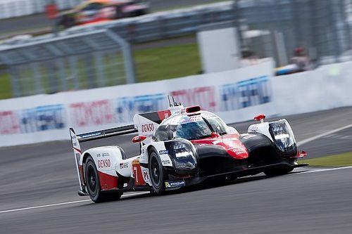 Des soucis aéro ont coûté cher à Toyota sur le Nürburgring