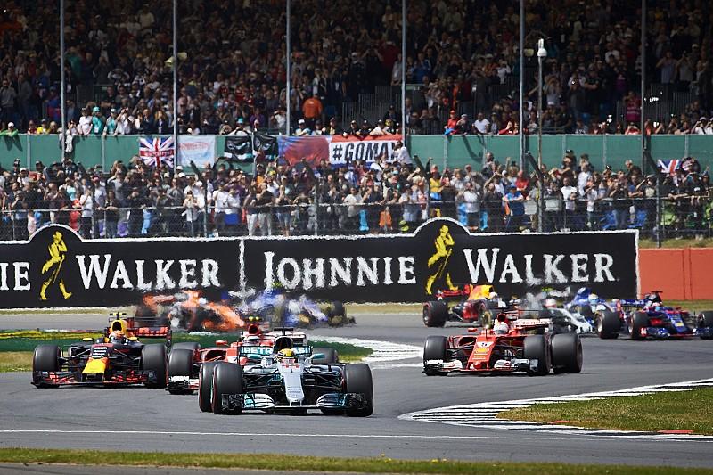 Hoe laat begint de Grand Prix van Groot-Brittannië Formule 1?