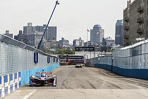 Formula E Yarış raporu New York ePrix: Brooklyn'deki ilk yarışı Bird kazandı