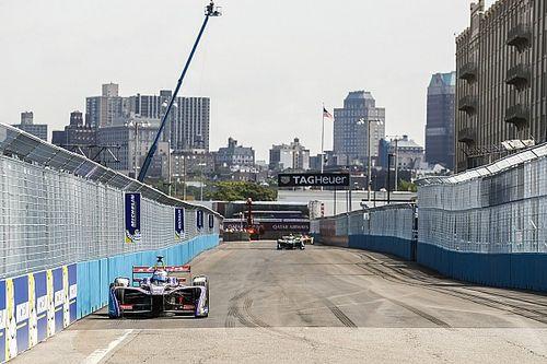 Formule E New York: Bird houdt hoofd koel en wint eerste race, P9 Frijns