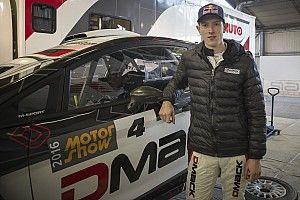Ufficiale: Evans a Monte-Carlo con una Fiesta Plus e gomme DMACK