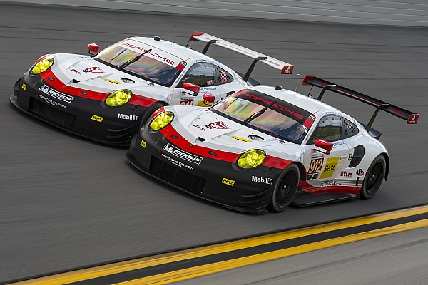 Porsche expectations modest for 911 RSR's race debut